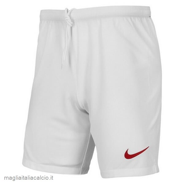 Originale Home Pantaloni As Roma 2019 2020 Bianco