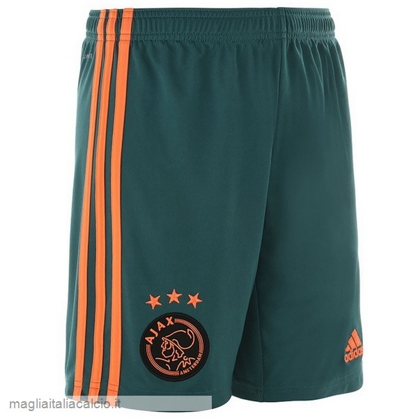 Originale Away Pantaloni Ajax 2019 2020 Verde