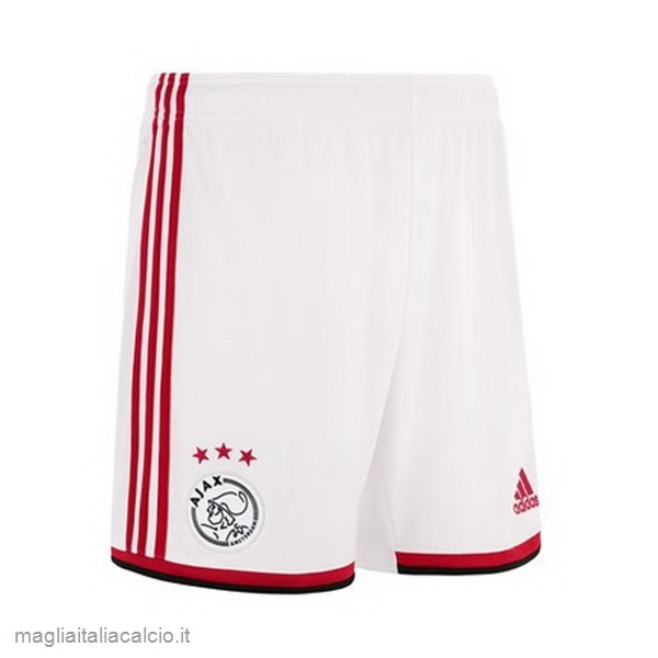 Originale Home Pantaloni Ajax 2019 2020 Bianco