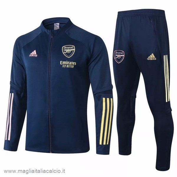 Originale Giacca Arsenal 2020 2021 Blu Navy