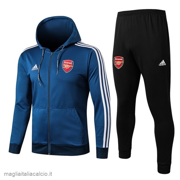 Originale Tuta Calcio Arsenal 2019 2020 Blu Navy