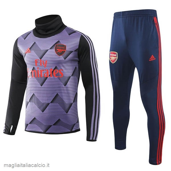 Originale Tuta Presentazione Arsenal 2019/20 Purpureo
