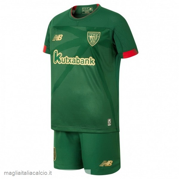 Originale Away Conjunto De Bambino Athletic Bilbao 2019 2020 Verde