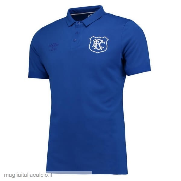 Originale Home Maglia Everton Goodison Park 125s Blu