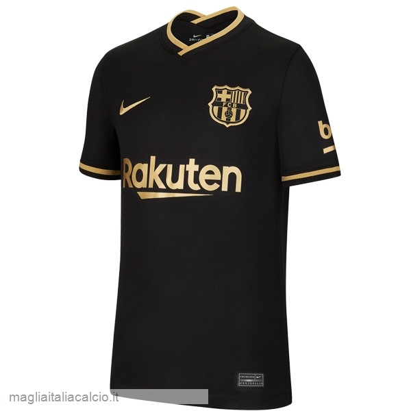 Originale Away Maglie Donna Barcellona 2020 2021 Nero
