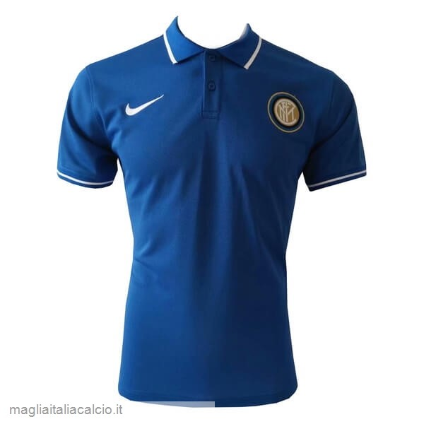Originale Polo Inter Milán 2019 2020 Blu