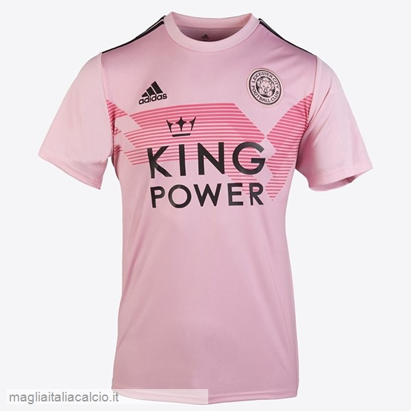Originale Away Maglia Donna Leicester City 2019 2020 Rosa