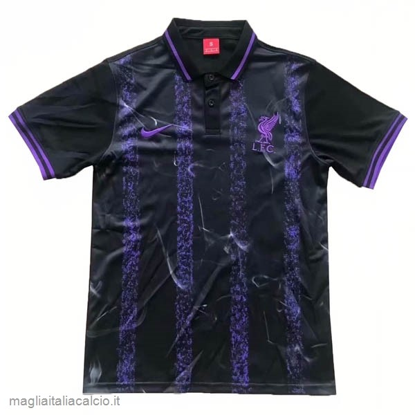 Originale Polo Liverpool 2019/20 Nero Purpureo