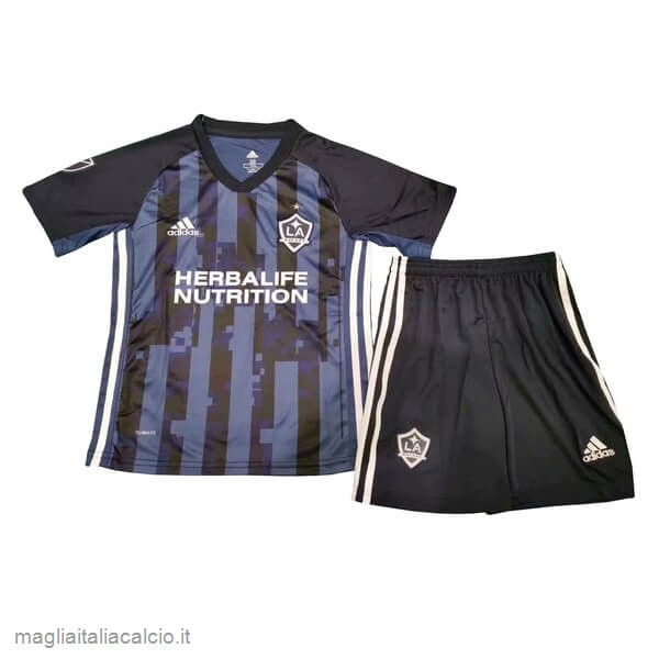 Originale Away Conjunto De Bambino Los Angeles Galaxy 2019 2020 Blu