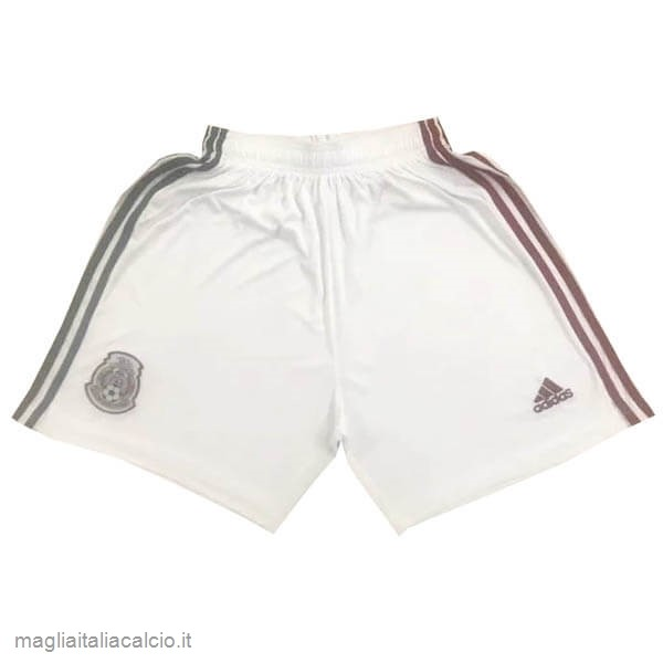 Originale Away Pantaloni Messico 2020 Bianco