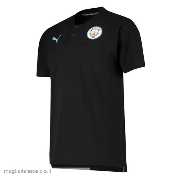 Originale Polo Manchester City 2019 2020 Nero
