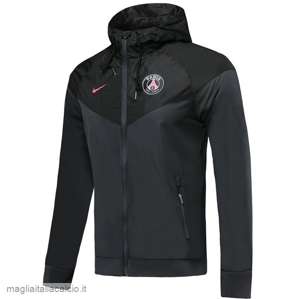 Originale Giacca a vento Paris Saint Germain 2019 2020 Nero