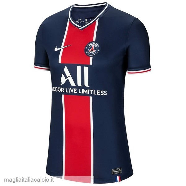 Originale Home Maglie Donna Paris Saint Germain 2020 2021 Blu