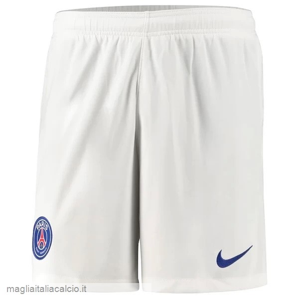 Originale Away Pantaloni Paris Saint Germain 2020 2021 Bianco