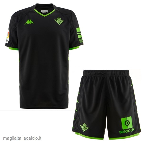 Originale Away Conjunto De Bambino Real Betis 2019 2020 Nero