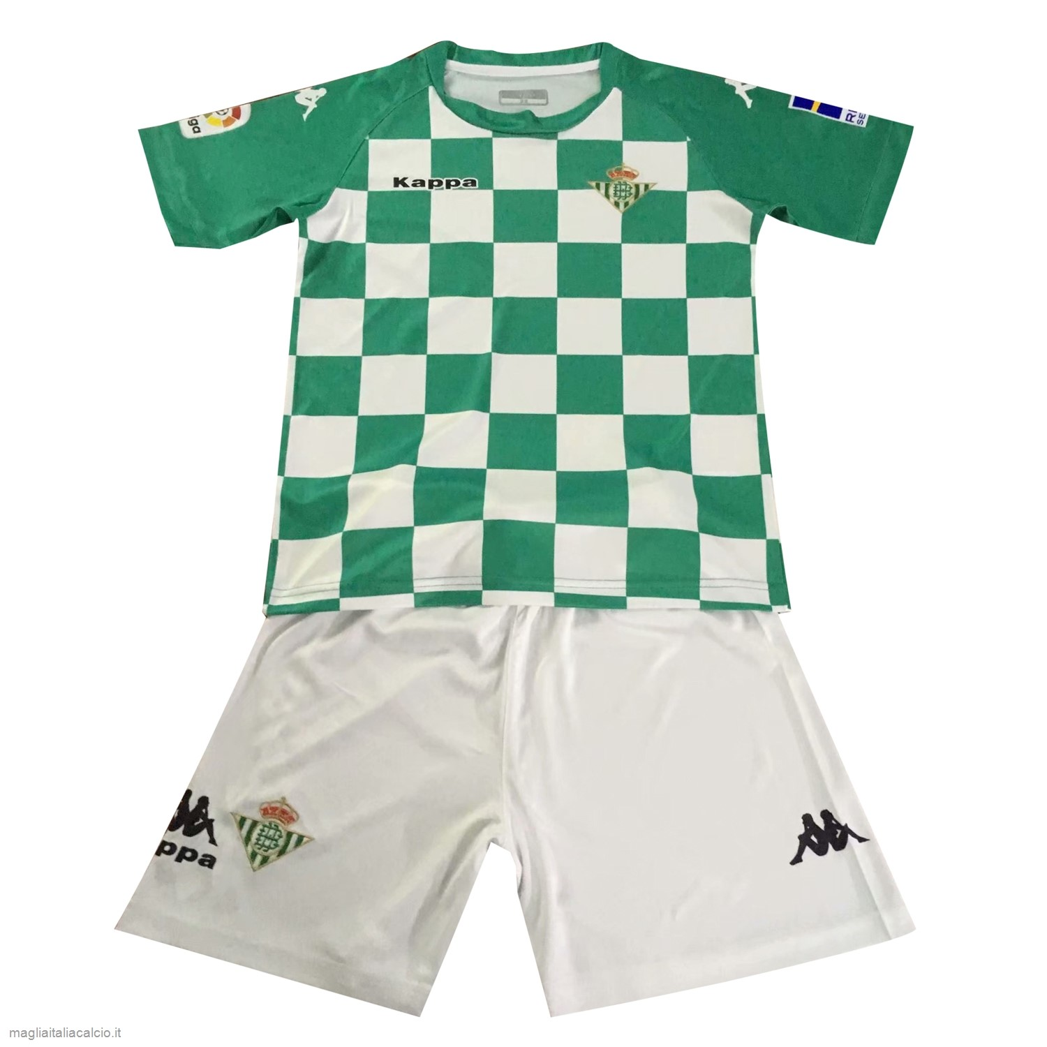 Originale Édition commémoroative Conjunto De Bambino Real Betis 2019 2020 Verde
