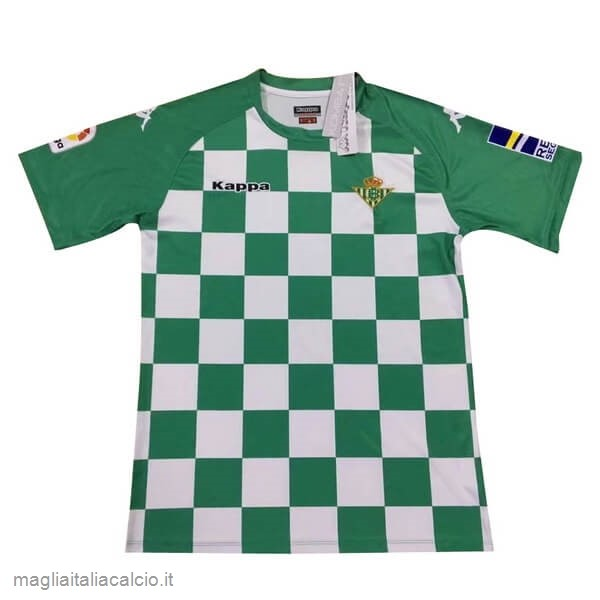 Originale Édition commémoroative Maglia Real Betis 19 20 Verde
