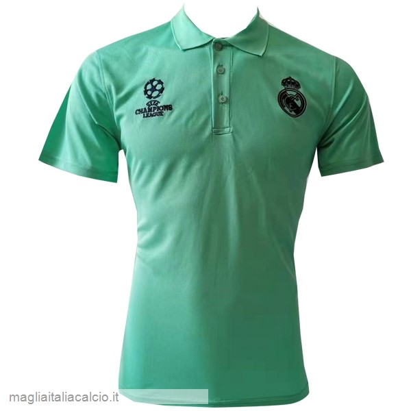 Originale Polo Real Madrid 2019 2020 Verde Nero