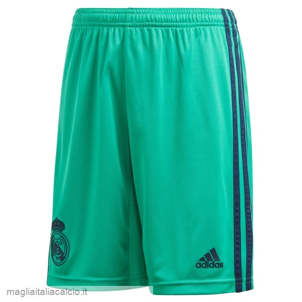 Originale Terza Pantaloni Real Madrid 2019/20 Verde