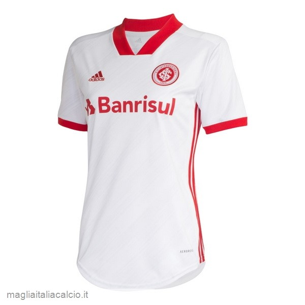 Originale Home Donna Maglie Internacional 2020 2021 Bianco