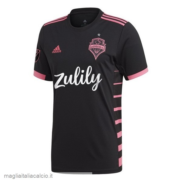 Originale Away Maglia Seattle Sounders 2019 2020 Nero