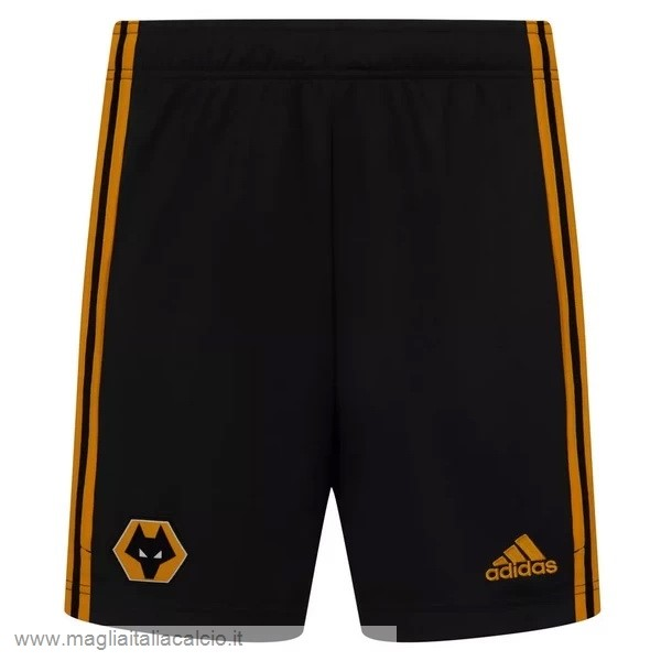 Originale Home Pantaloni Wolves 2020 2021 Nero